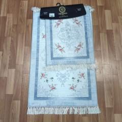 Набор ковриков в ванную комнату Decovilla (18005_101-mavi_extra)