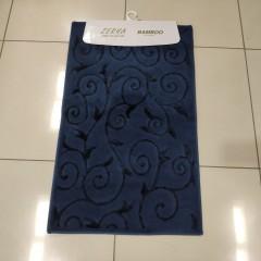 Набор ковриков в ванную комнату Bamboo (bamboo_navy_extra)