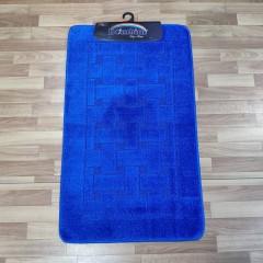 Набор ковриков в ванную комнату Классик (clt12_160marineblue_stan)