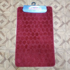 Набор ковриков в ванную комнату Классик (clt17_burgundy_extra)