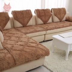 Комплект лапша диван 0.7x2.3 и 2 кресла 0.7x1.5 (темно-бежевый)