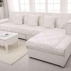 Комплект лапша диван 0.7x2.3 и 2 кресла 0.7x1.5 (белый)