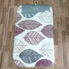 Набор ковриков в ванную комнату из хлопка (flosh-yaprak_pudra_extra)