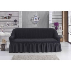 Чехол на диван (антрацит)