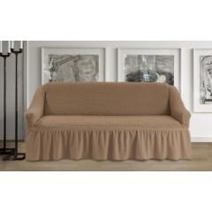 Чехол на диван (бежевый)