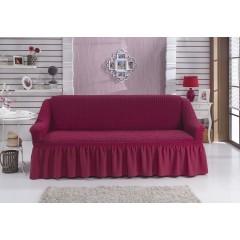 Чехол на диван (фуксия)