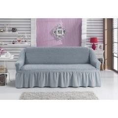 Чехол на диван (серый)