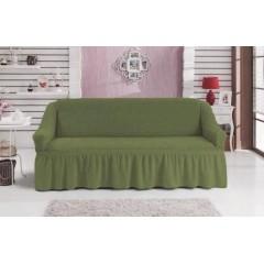 Чехол на диван (зеленый)