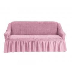Чехол на диван (розовый)