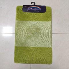 Набор ковриков в ванную комнату Силвер (slv201826_green_extra)