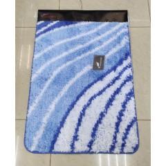Набор ковриков в ванную комнату Soft (soft_sapfir_extra)